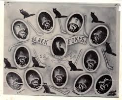 1914 New Glasgow Black Foxes