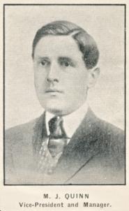 President Quinn of the NHA