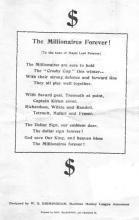 Sydney Millionaires forever