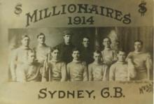 1914 Sydney Millionaires